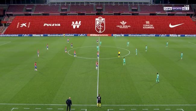 ملخص مباراة ريال مدريد وغرناطة (2-1) تعليق رؤوف خليف