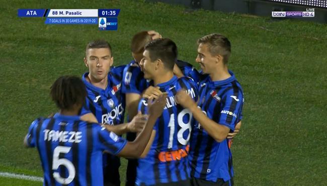 اهداف مباراة اتالانتا وبريشيا (6-2) الدوري الايطالي