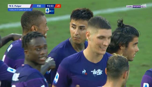 اهداف مباراة فيورنتينا وسبال (3-1) الدوري الايطالي