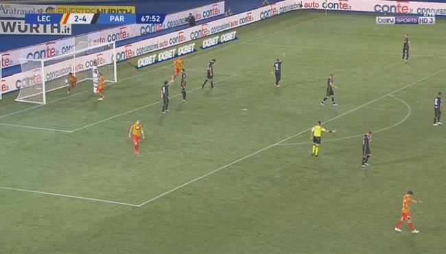 اهداف مباراة بارما وليتشي (4-3) الدوري الايطالي