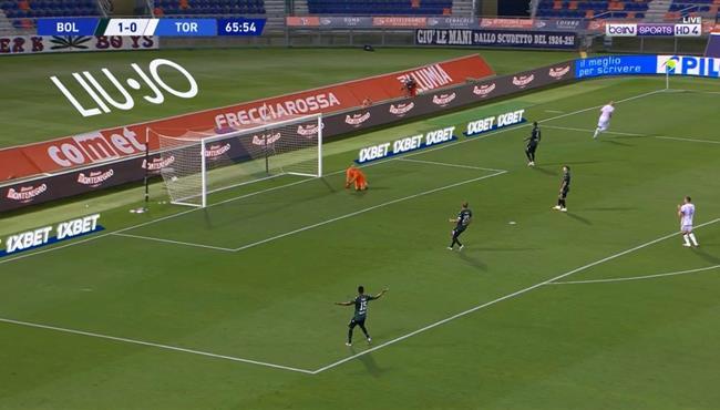 اهداف مباراة تورينو وبولونيا (1-1) الدوري الايطالي