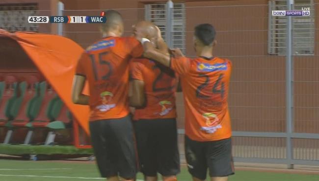 اهداف مباراة الوداد ونهضة بركان (1-2) الدوري المغربي