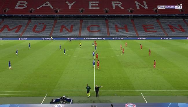 ملخص مباراة بايرن ميونخ وتشيلسي (4-1) دوري ابطال اوروبا