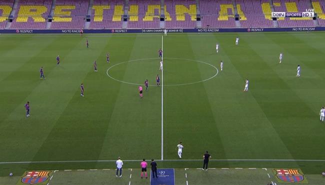 ملخص مباراة برشلونة ونابولي (3-1) دوري ابطال اوروبا