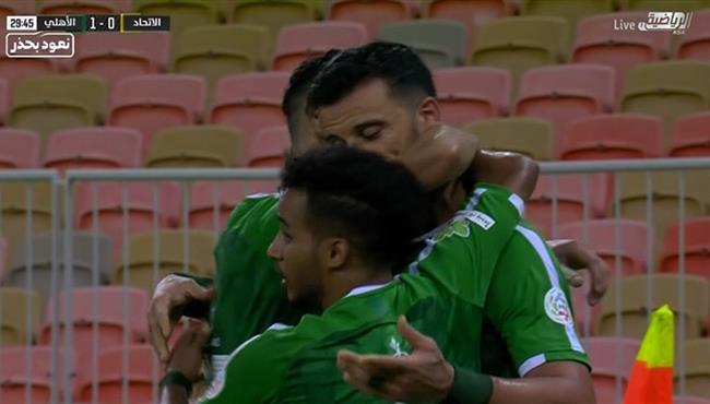اهداف مباراة الاهلي والاتحاد (2-1) الدوري السعودي