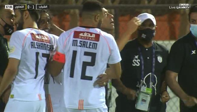 هدف فوز الشباب على التعاون (1-0) الدوري السعودي