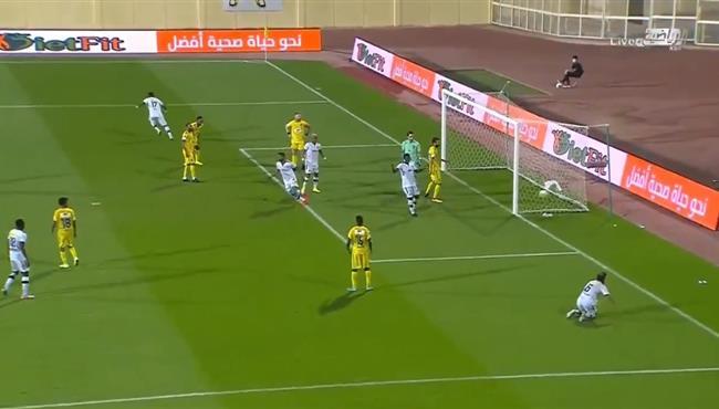 اهداف مباراة العدالة والحزم (2-1) الدوري السعودي