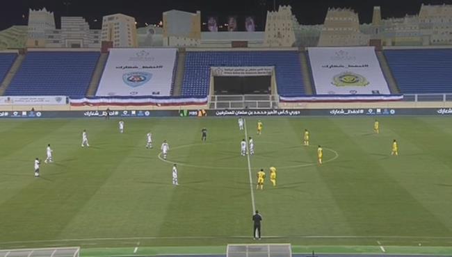 ملخص مباراة النصر وابها (2-0) الدوري السعودي