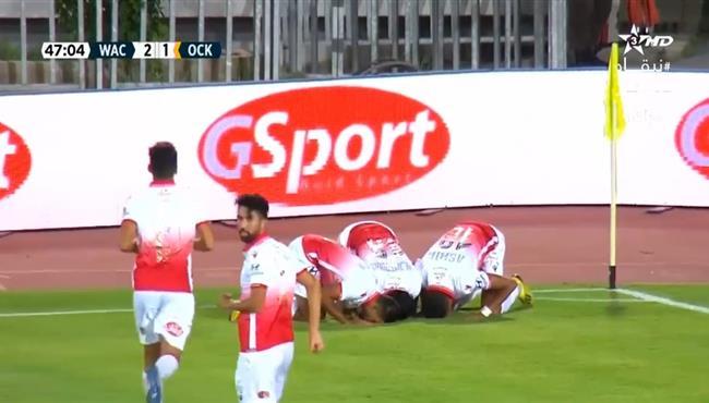 اهداف مباراة الوداد اولمبيك خريبكة (3-2) الدوري المغربي