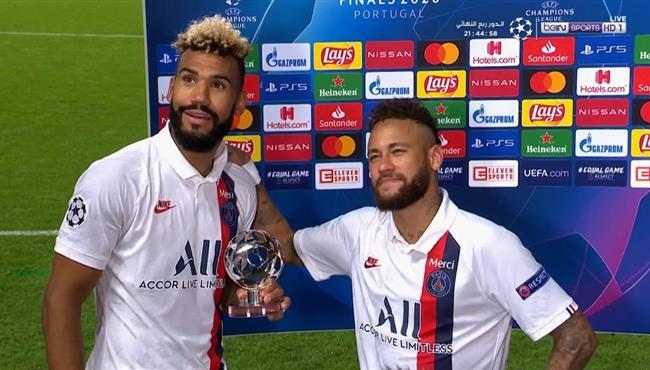 تصريحات نيمار وشوبو موتينج بعد مباراة باريس سان جيرمان واتالانتا