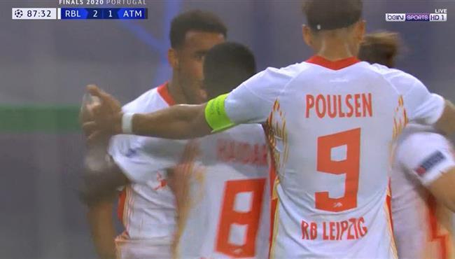 اهداف مباراة لايبزيج واتلتيكو مدريد (2-1) دوري ابطال اوروبا
