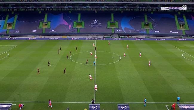 ملخص مباراة اتلتيكو مدريد ولايبزيج (1-2) دوري ابطال اوروبا