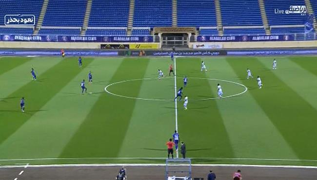 ملخص مباراة الهلال والعدالة (4-0) الدوري السعودي