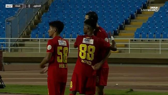 اهداف مباراة التعاون وضمك (2-0) الدوري السعودي