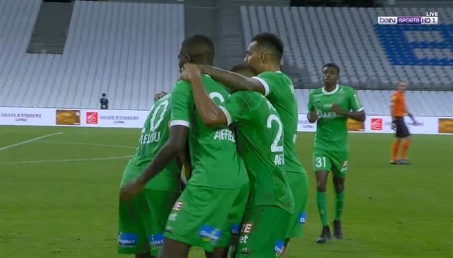 اهداف مباراة سانت ايتيان ومارسيليا (2-0) الدوري الفرنسي
