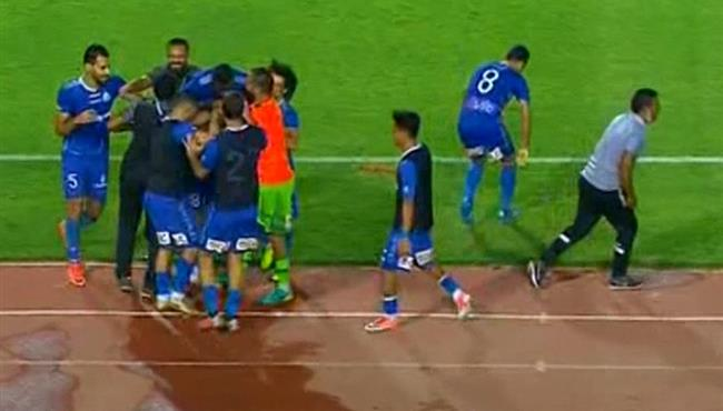 هدف فوز اسوان علي الزمالك (1-0) الدوري المصري