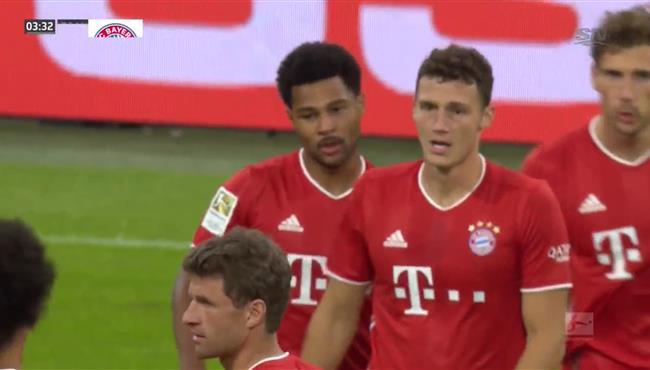 اهداف مباراة بايرن ميونخ وشالكه (8-0) الدوري الالماني