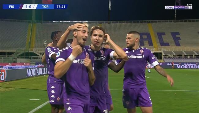 هدف فوز فيورنتينا علي تورينو (1-0) الدوري الايطالي