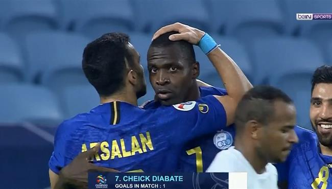 اهداف مباراة الاهلي واستقلال طهران (0-3) دوري ابطال اسيا