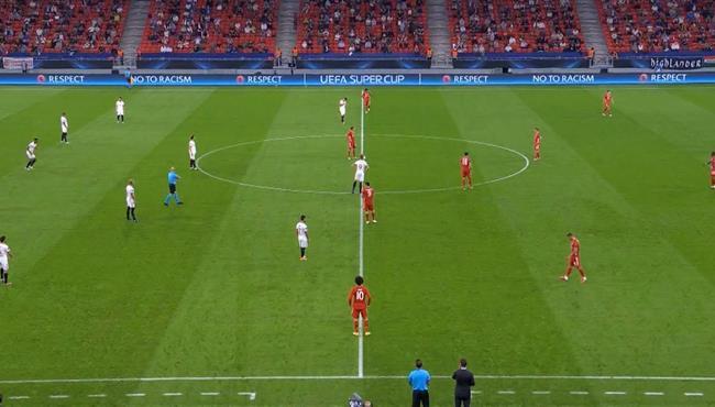 ملخص مباراة بايرن ميونخ واشبيلية (2-1) السوبر الاوروبي