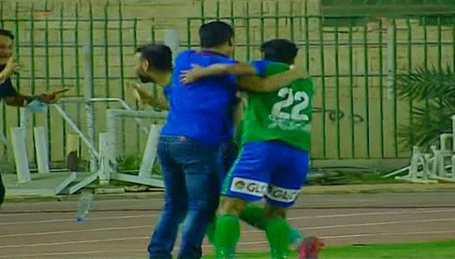 هدف فوز مصر للمقاصة الرائع علي المقاولون العرب (1-0) الدوري المصري