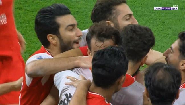 هدف فوز برسبوليس علي السد (1-0) دوري ابطال اسيا