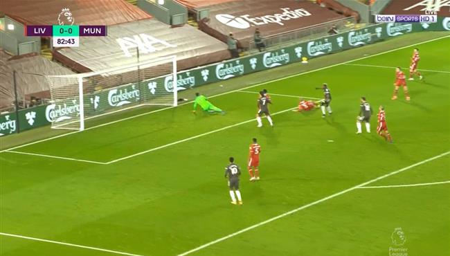 اليسون ينقذ ليفربول من هدف مؤكد لبوجبا