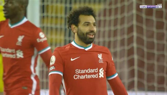 ملخص لمسات محمد صلاح في مباراة ليفربول ومانشستر يونايتد
