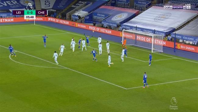 اهداف مباراة تشيلسي وليستر سيتي (0-2) الدوري الانجليزي