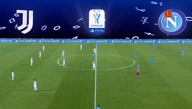 ملخص مباراة يوفنتوس ونابولي (2-0) كاس السوبر الايطالي
