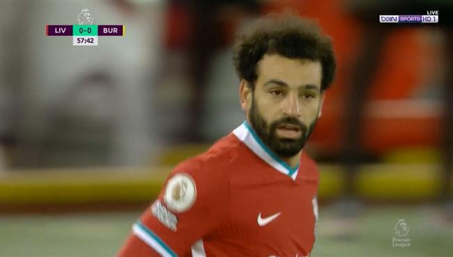 ملخص لمسات محمد صلاح في مباراة ليفربول وبيرنلي