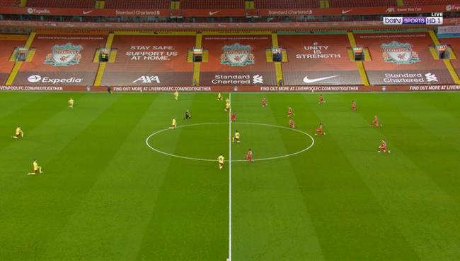 ملخص مباراة ليفربول وبيرنلي (0-1) الدوري الانجليزي