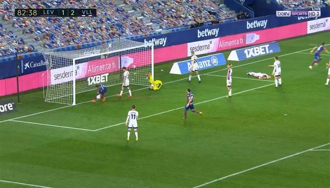 اهداف مباراة ليفانتي وبلد الوليد (2-2) الدوري الاسباني