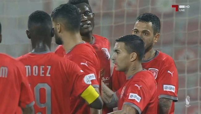 اهداف مباراة الدحيل والاهلي (6-0) كاس امير قطر