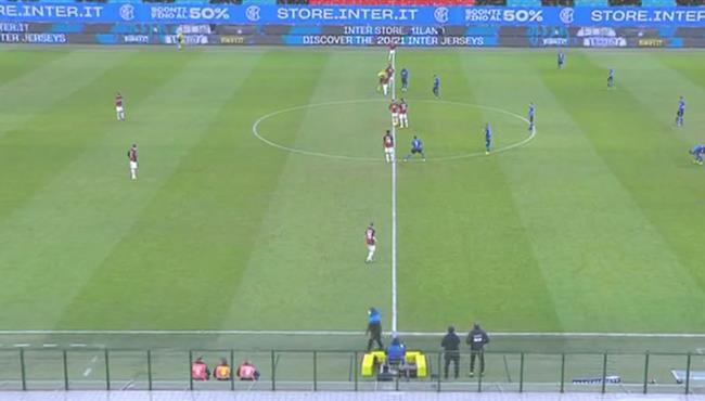 ملخص مباراة انتر ميلان وميلان (2-1) كاس ايطاليا