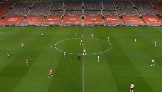 ملخص مباراة مانشستر يونايتد وشيفيلد (1-2) الدوري الانجليزي