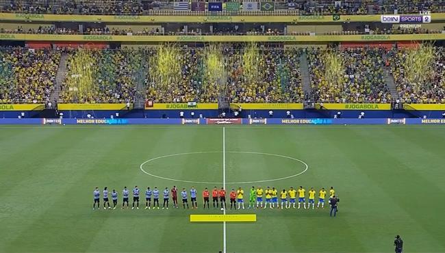 ملخص مباراة البرازيل واوروجواي (4-1) تصفيات كاس العالم