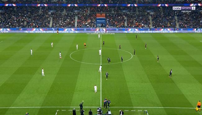 ملخص مباراة باريس سان جيرمان وانجيه (2-1) الدوري الفرنسي
