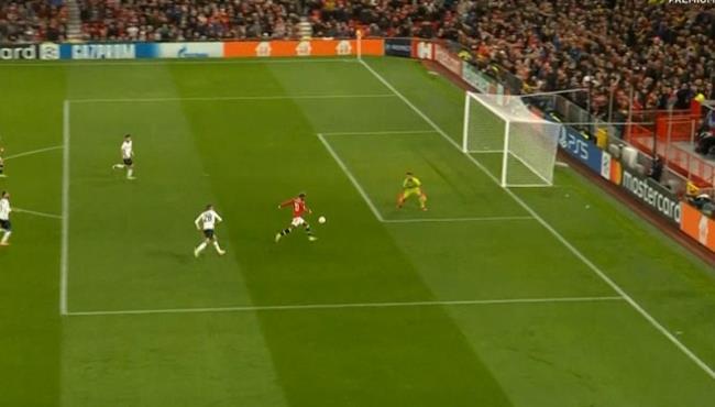 راشفورد يهدر هدف محقق لمانشستر يونايتد امام اتالانتا