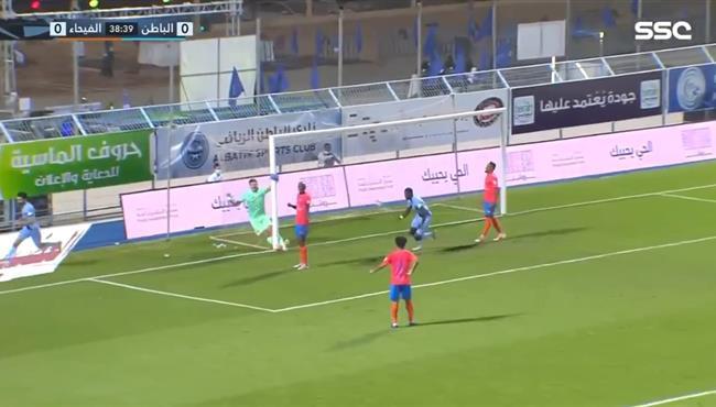 اهداف مباراة الباطن والفيحاء (2-0) الدوري السعودي