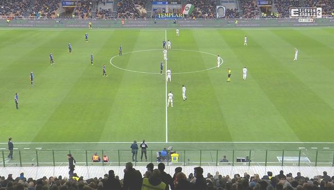 ملخص مباراة يوفنتوس وانتر ميلان (1-1) الدوري الايطالي