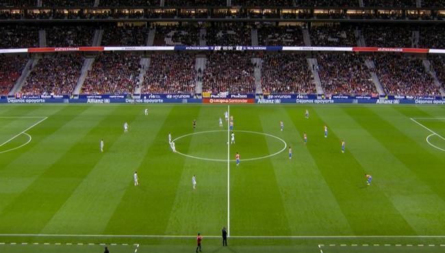 ملخص مباراة اتلتيكو مدريد وريال سوسيداد (2-2) الدوري الاسباني