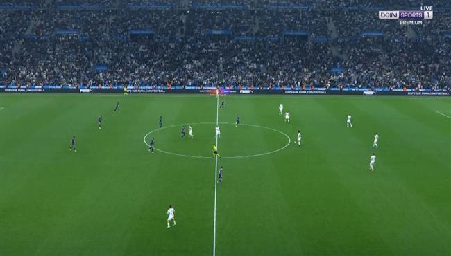 ملخص مباراة باريس سان جيرمان ومارسيليا بالدوري الفرنسي