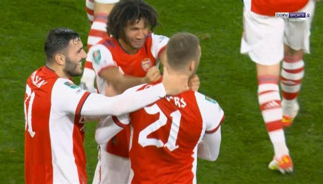 اهداف مباراة ارسنال وليدز يونايتد (2-0) كأس الرابطة الانجليزية