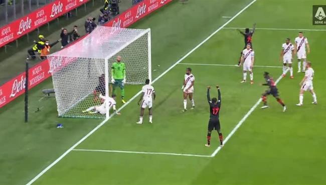 هدف فوز ميلان علي تورينو (1-0) الدوري الايطالي