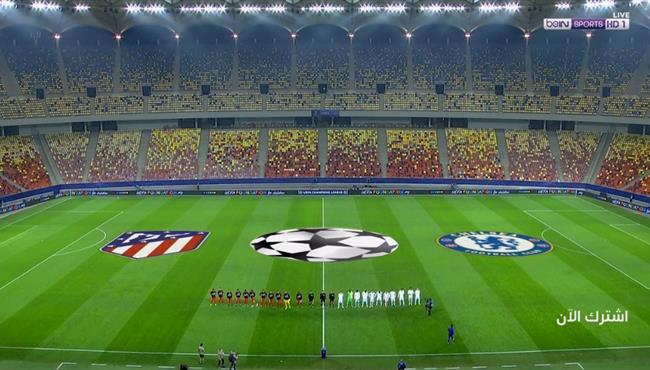 ملخص مباراة تشيلسي واتلتيكو مدريد (1-0) دوري ابطال اوروبا