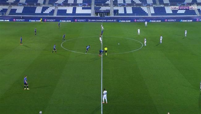 ملخص مباراة ريال مدريد واتالانتا (1-0) دوري ابطال اوروبا