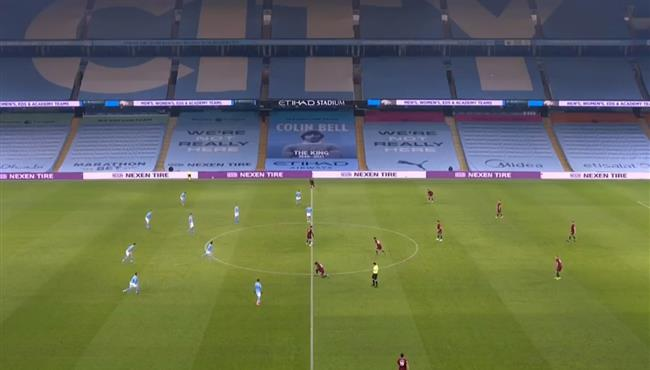 ملخص مباراة مانشستر سيتي وولفرهامبتون (4-1) الدوري الانجليزي