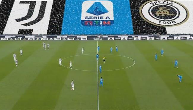 ملخص مباراة يوفنتوس وسبيزيا (3-0) الدوري الايطالي