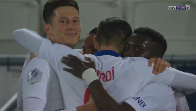 اهداف مباراة باريس سان جيرمان وبوردو في الدوري الفرنسي .. مباشر